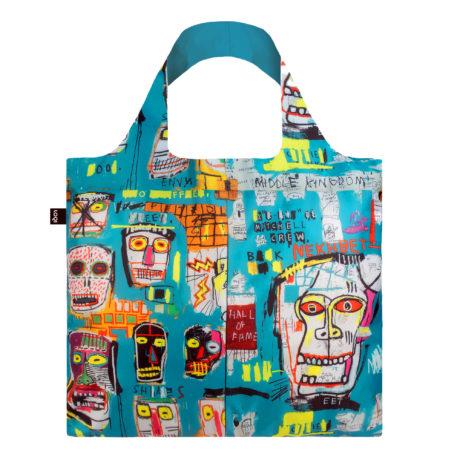 KOLOR JB.SK-LOQI-basquiat-skull-bag